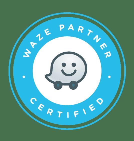 Inlead - partenaire certifié Waze
